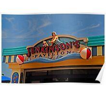 Jenkinson's Pavilion - Pt. Pleasant Beach NJ Poster