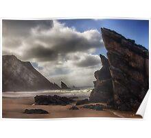 Praia da Adraga Poster