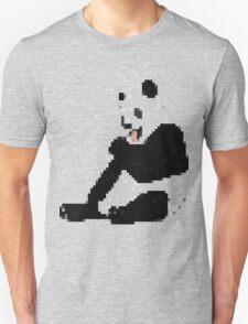 8-Bit Panda T-Shirt