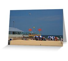 Martell's Tiki Bar - Pt. Pleasant Beach NJ Greeting Card