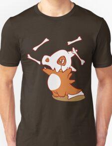 Cubone pokemon dinosaur Unisex T-Shirt