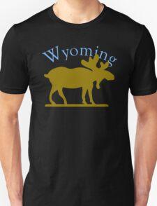 Wyoming Moose T-Shirt
