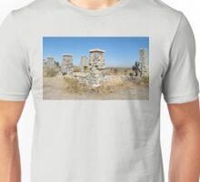 Ruins of commune Llano del Rio Unisex T-Shirt