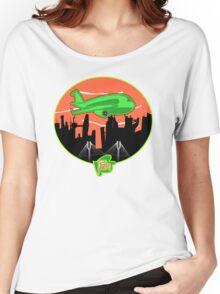 (Plane Jane)  Unisex Women's Relaxed Fit T-Shirt