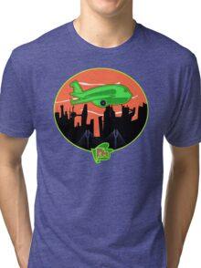 (Plane Jane)  Unisex Tri-blend T-Shirt