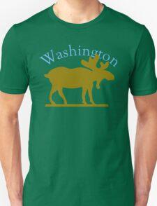 Washington Moose T-Shirt