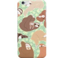 Sloth-mania iPhone Case/Skin