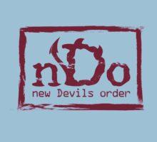 nDo-Maroon Baby Tee