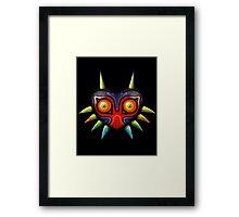 Majora's Mask (Zelda) Framed Print