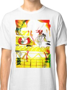 art, gonzo, abstraction Classic T-Shirt
