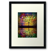 Reflected Dreams Framed Print