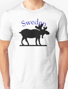 Sweden Moose T-Shirt
