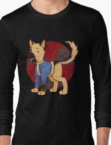 Vault Dog Long Sleeve T-Shirt