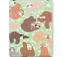Sloth-mania iPad Case/Skin