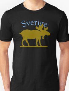 Sverige Moose T-Shirt