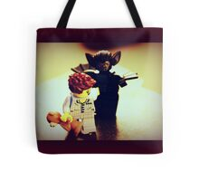 Lego Chase  Tote Bag