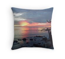 Reach for the Sky 3 Throw Pillow