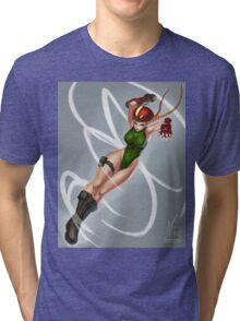 Cammy (SFV) Tri-blend T-Shirt