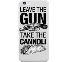 Famous The Godfather Quote Movie iPhone Case/Skin
