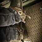 Rodeo Boots by Terry J Cyr