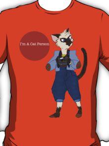 I'm a Cat Person-Boy T-Shirt
