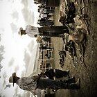 Helmville Rodeo Montana #112 by Terry J Cyr