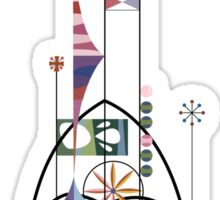 Tower of the Four Winds Sticker