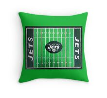 When You're A JET................... Throw Pillow