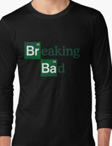 Breaking Bad Logo Long Sleeve T-Shirt