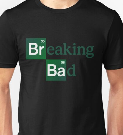 Breaking Bad Logo Unisex T-Shirt