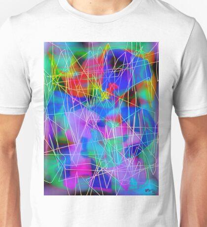 Nerd Tye Dye Var 3 Unisex T-Shirt