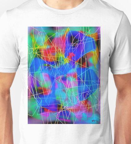 Nerd Tye Dye Var 6 Unisex T-Shirt