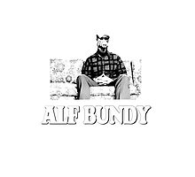 ALF Bundy Photographic Print