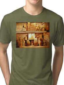 An Old-Fashioned Storeroom Tri-blend T-Shirt
