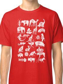 Animal A-z Classic T-Shirt