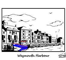 Weymouth Harbour by Simon30