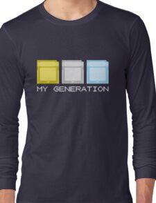 Gold Silver Crystal Generation T-Shirt