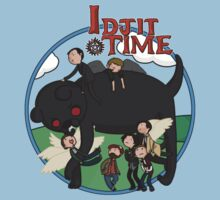 Idjit Time by Mac Broome
