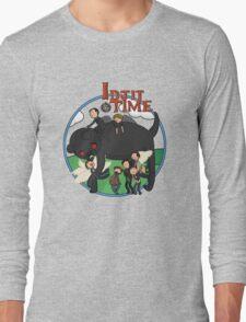Idjit Time Long Sleeve T-Shirt