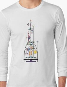 Tower of the Four Winds Long Sleeve T-Shirt