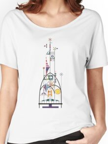 Tower of the Four Winds Women's Relaxed Fit T-Shirt