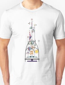 Tower of the Four Winds Unisex T-Shirt