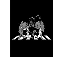 Abby Normal Road Photographic Print