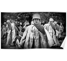 Koren War Memorial Poster