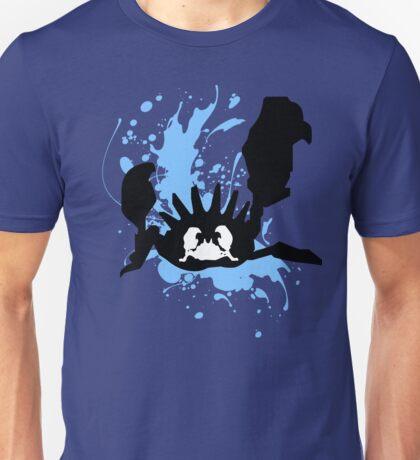 Kingler (blue) Unisex T-Shirt