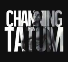 Channing Tatum by hannahollywood