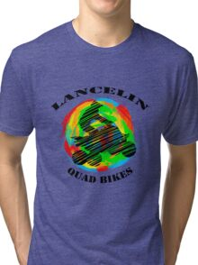 Lancelin Quad Bikes - Logo Tri-blend T-Shirt