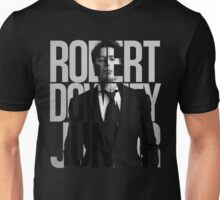 Robert Downey Junior Unisex T-Shirt