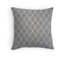 Rhombus lattice 1 Throw Pillow