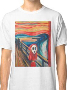 Shy Guy Scream Classic T-Shirt